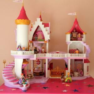 Interview de yann un cofondateur du site maison playmo - Playmobil princesse chateau ...